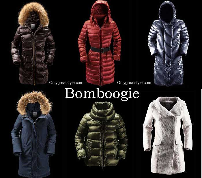Bomboogie Coats Fall Winter 2016 2017 For Women