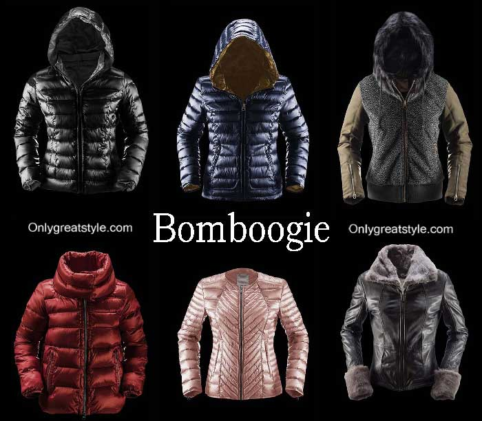Bomboogie Jackets Fall Winter 2016 2017 For Women