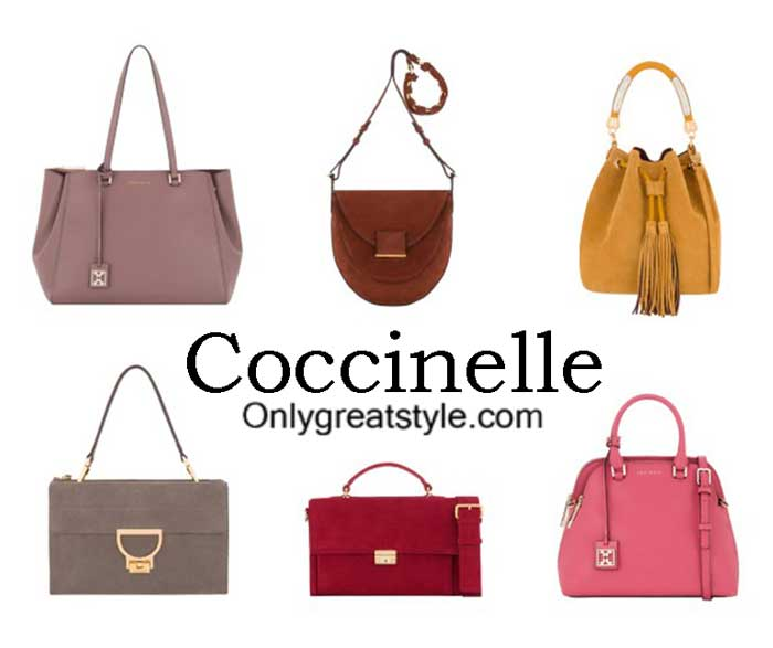 Coccinelle Bags Fall Winter 2016 2017 For Women