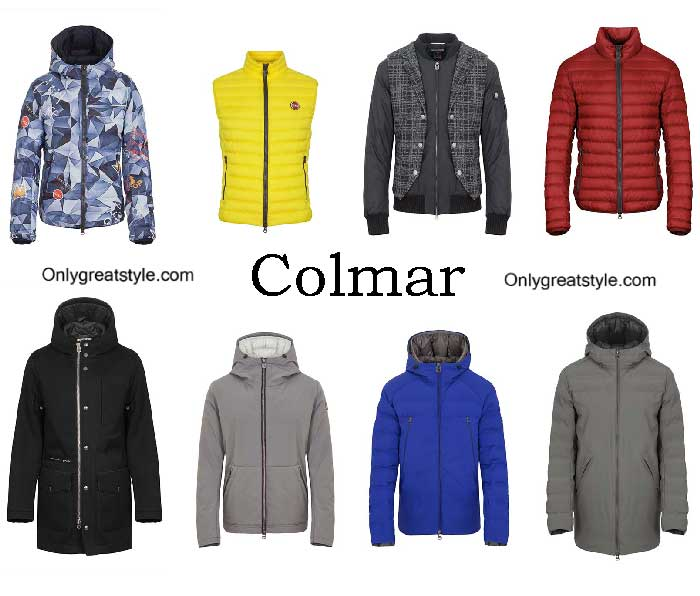 Colmar Down Jackets Fall Winter 2016 2017 For Men