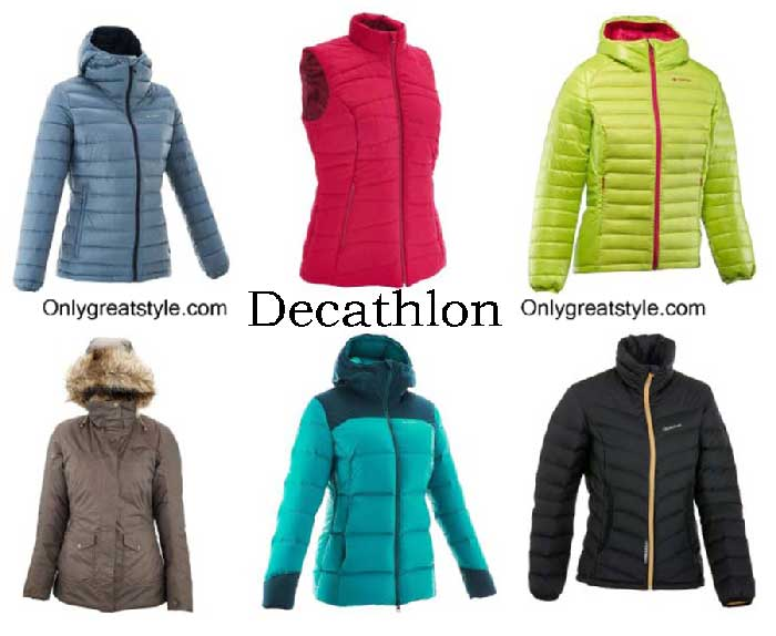 Decathlon Jackets Fall Winter 2016 2017 For Women