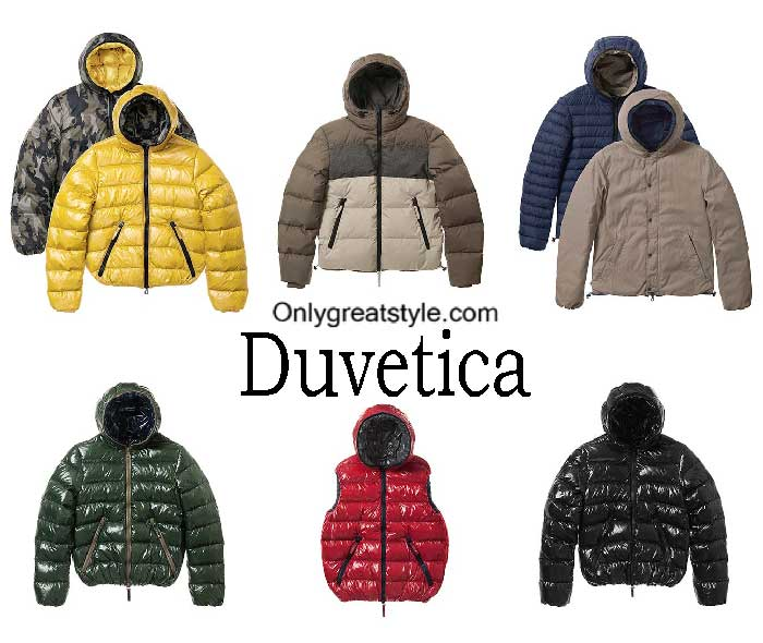 Duvetica Down Jackets Fall Winter 2016 2017 For Men