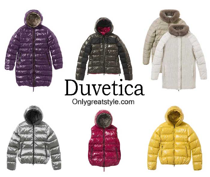 Duvetica Down Jackets Fall Winter 2016 2017 For Women