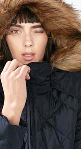 Esprit Down Jackets Fall Winter 2016 2017 For Women 57