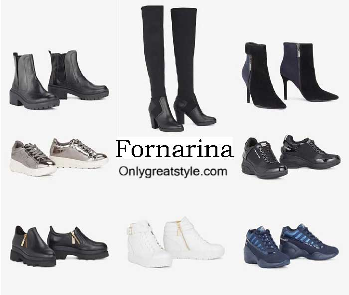 Fornarina Shoes Fall Winter 2016 2017 For Women
