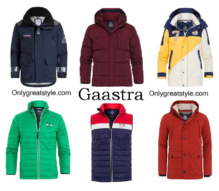 Gaastra Jackets Fall Winter 2016 2017 For Men