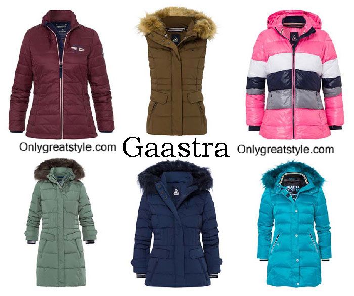 Gaastra Jackets Fall Winter 2016 2017 For Women