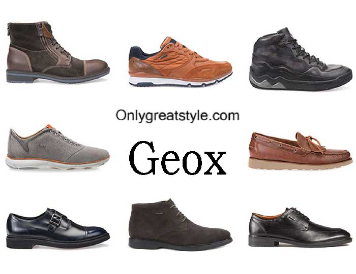 Geox Shoes Fall Winter 2016 2017 Footwear For Men