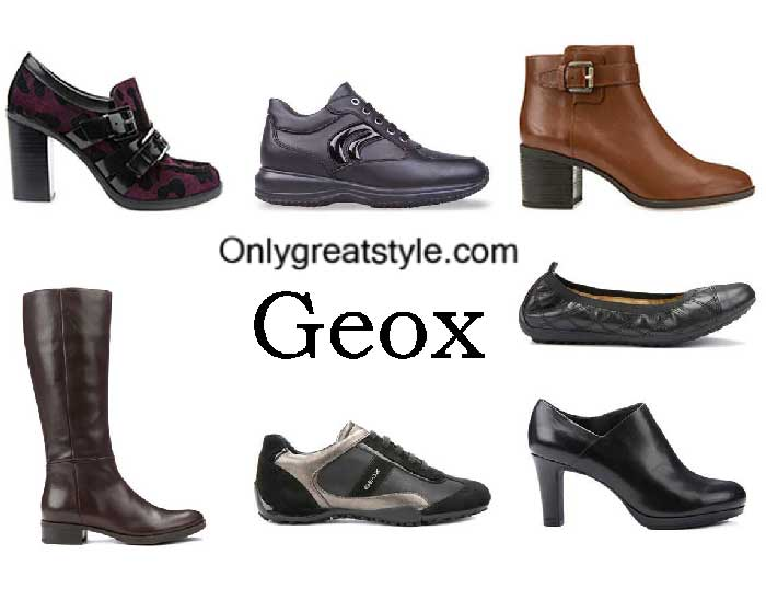Geox Shoes Fall Winter 2016 2017 For Women
