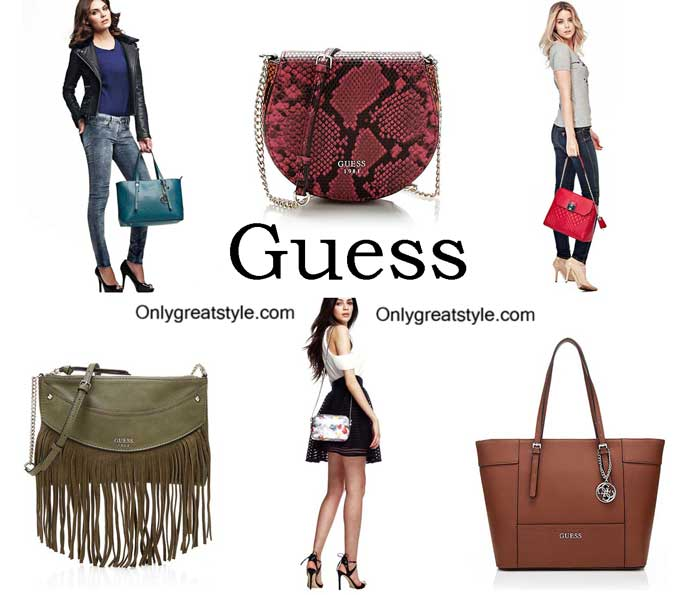 Guess Bags Fall Winter 2017 For Women