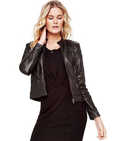Guess Jackets Fall Winter 2016 2017 For Women Look 14