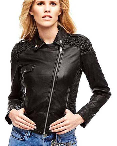 Guess Jackets Fall Winter 2016 2017 For Women Look 22