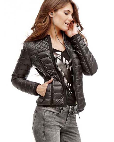 Guess Jackets Fall Winter 2016 2017 For Women Look 24