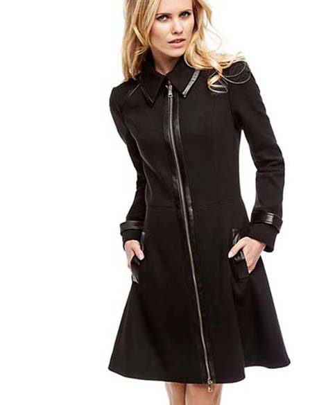 Guess Jackets Fall Winter 2016 2017 For Women Look 3