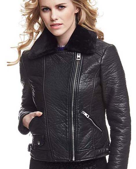 Guess Jackets Fall Winter 2016 2017 For Women Look 35