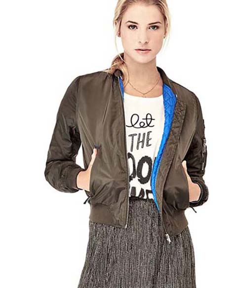 Guess Jackets Fall Winter 2016 2017 For Women Look 45
