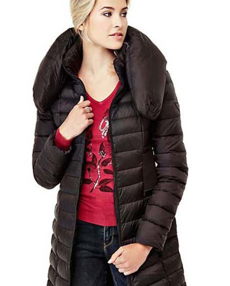 Guess Jackets Fall Winter 2016 2017 For Women Look 46