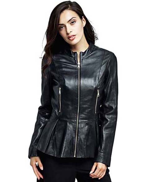 Guess Jackets Fall Winter 2016 2017 For Women Look 6