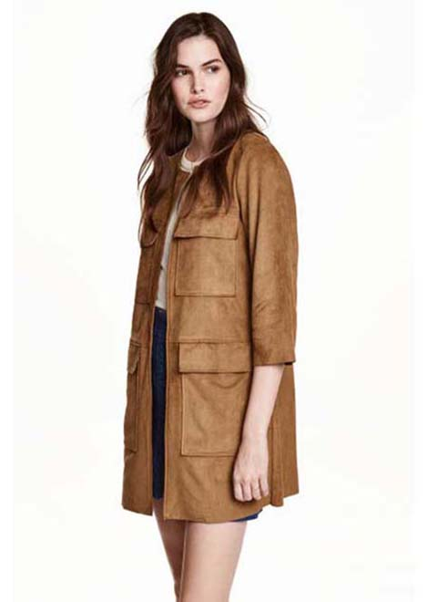 HM Jackets Fall Winter 2016 2017 For Women Look 15