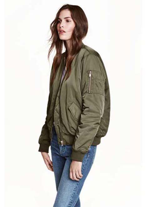 HM Jackets Fall Winter 2016 2017 For Women Look 21