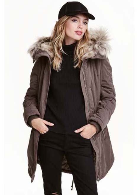 HM Jackets Fall Winter 2016 2017 For Women Look 24