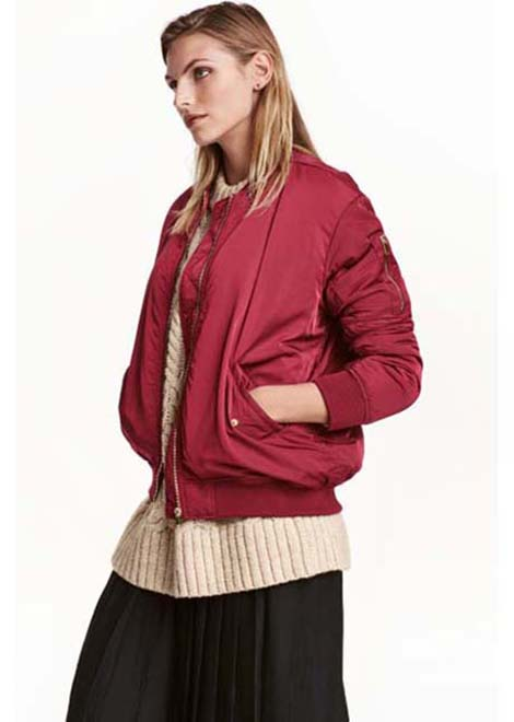HM Jackets Fall Winter 2016 2017 For Women Look 29