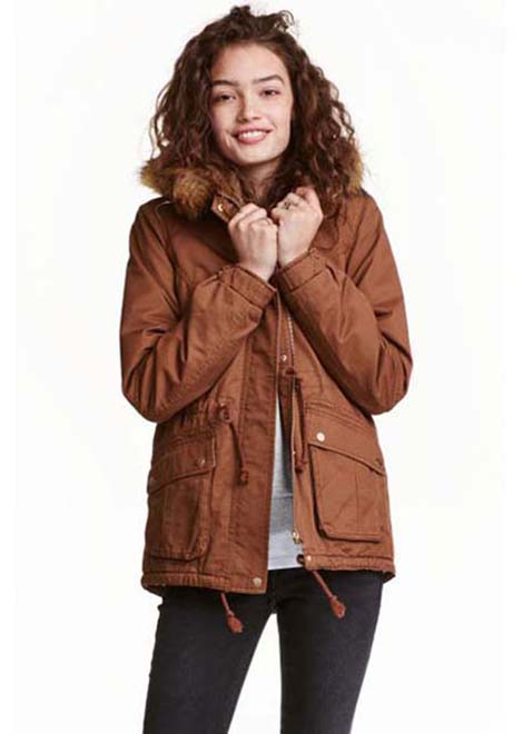 HM Jackets Fall Winter 2016 2017 For Women Look 30