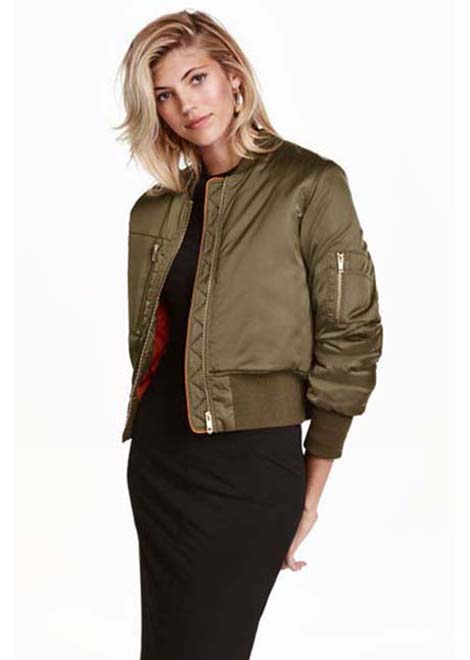 HM Jackets Fall Winter 2016 2017 For Women Look 31