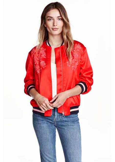 HM Jackets Fall Winter 2016 2017 For Women Look 33