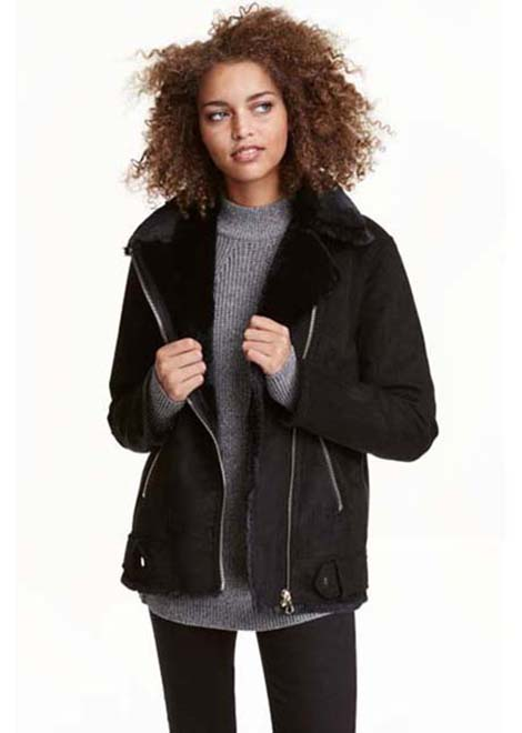 HM Jackets Fall Winter 2016 2017 For Women Look 35