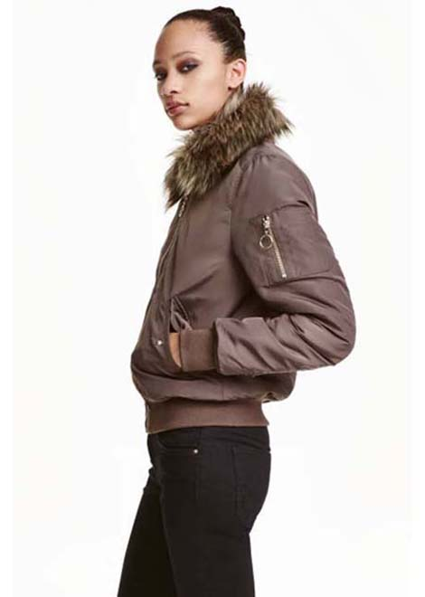 HM Jackets Fall Winter 2016 2017 For Women Look 37