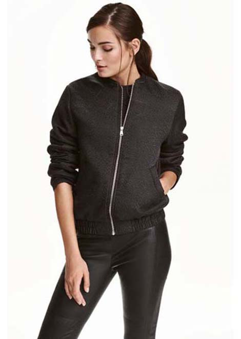 HM Jackets Fall Winter 2016 2017 For Women Look 40