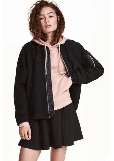 HM Jackets Fall Winter 2016 2017 For Women Look 45