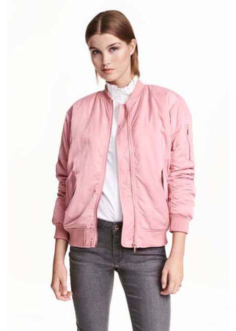HM Jackets Fall Winter 2016 2017 For Women Look 47