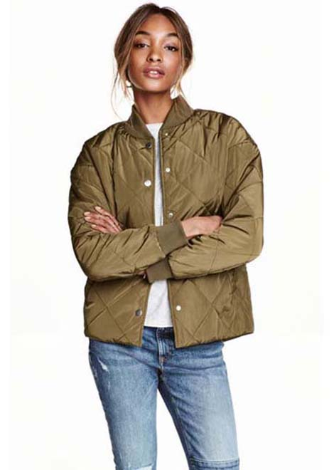 HM Jackets Fall Winter 2016 2017 For Women Look 50