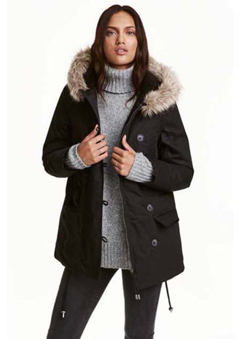 HM Jackets Fall Winter 2016 2017 For Women Look 53