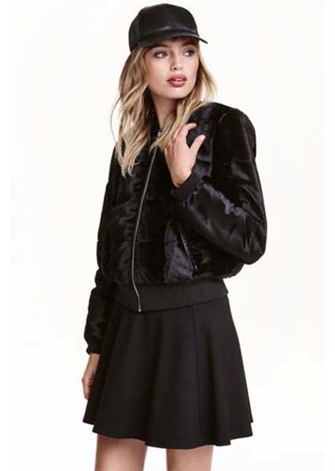 HM Jackets Fall Winter 2016 2017 For Women Look 54