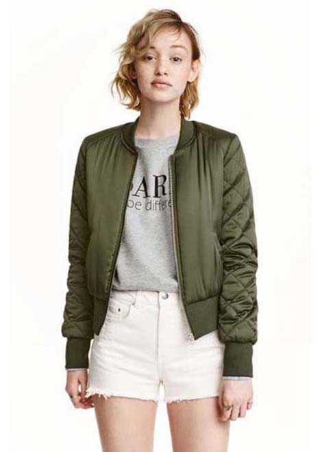 HM Jackets Fall Winter 2016 2017 For Women Look 55