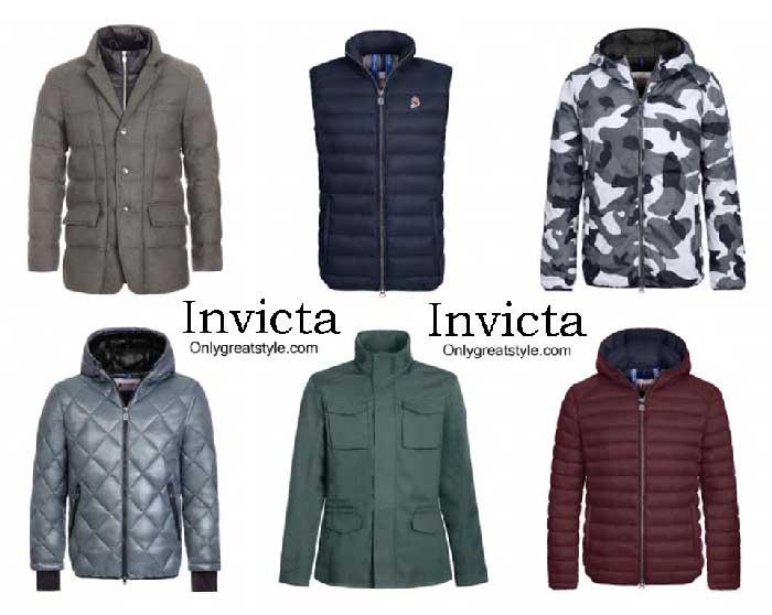 Invicta Down Jackets Fall Winter 2016 2017 For Men