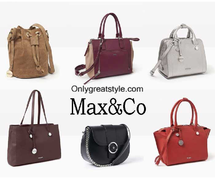 MaxCo Bags Fall Winter 2016 2017 For Women