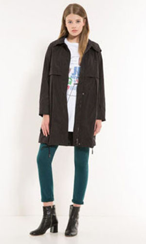 MaxCo Coats Fall Winter 2016 2017 For Women Look 12
