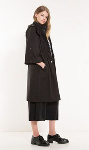 MaxCo Coats Fall Winter 2016 2017 For Women Look 13