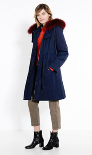 MaxCo Coats Fall Winter 2016 2017 For Women Look 14