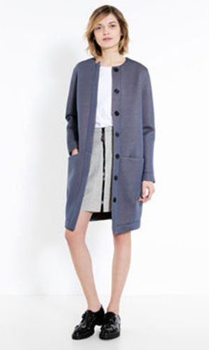 MaxCo Coats Fall Winter 2016 2017 For Women Look 21