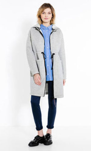 MaxCo Coats Fall Winter 2016 2017 For Women Look 22