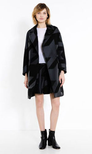 MaxCo Coats Fall Winter 2016 2017 For Women Look 25