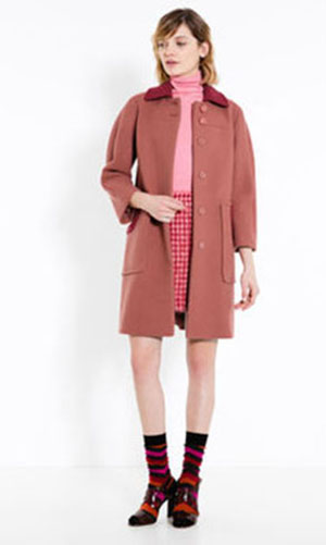 MaxCo Coats Fall Winter 2016 2017 For Women Look 26