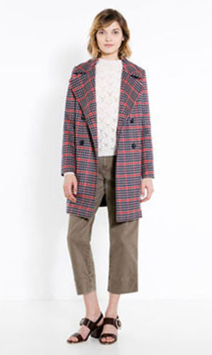 MaxCo Coats Fall Winter 2016 2017 For Women Look 3