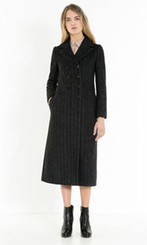 MaxCo Coats Fall Winter 2016 2017 For Women Look 30