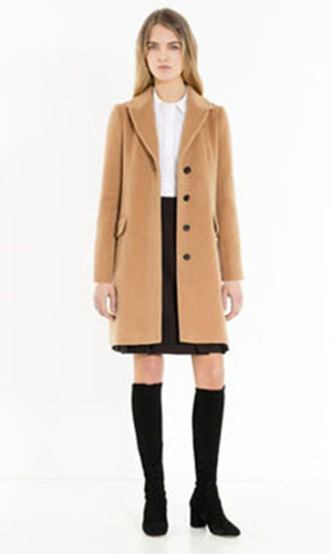 MaxCo Coats Fall Winter 2016 2017 For Women Look 31